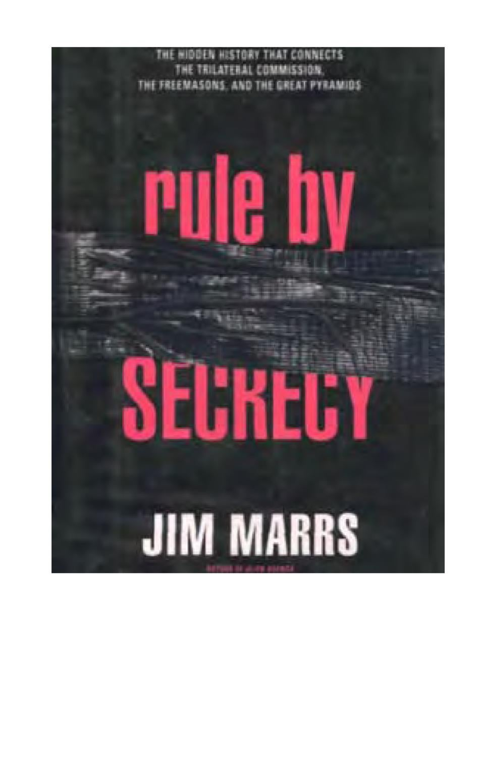 Rule by secrecy by jim marrs by jeremy nelson issuu fandeluxe Image collections