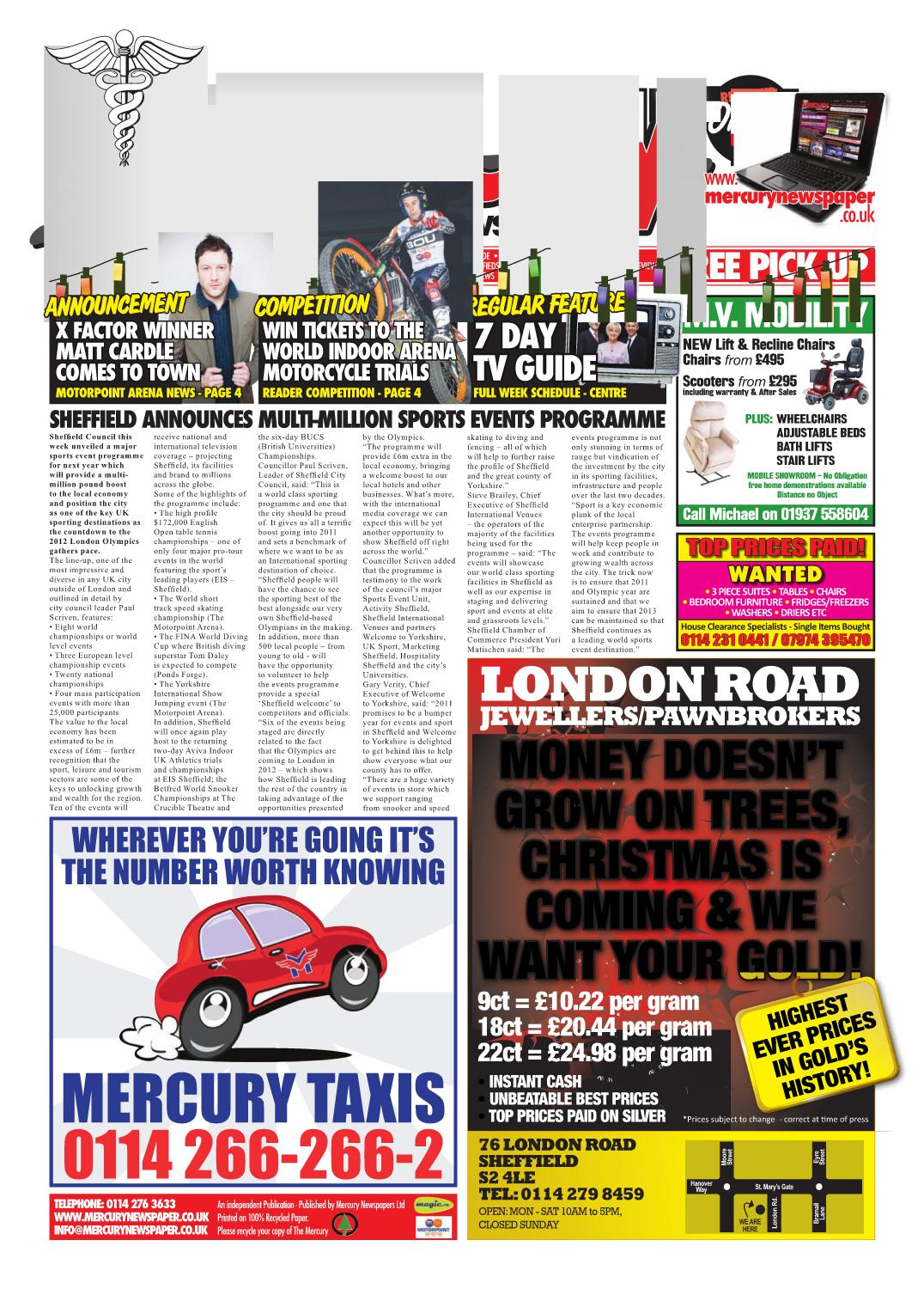 mercury newspaper issue 879 by mercury newspaper