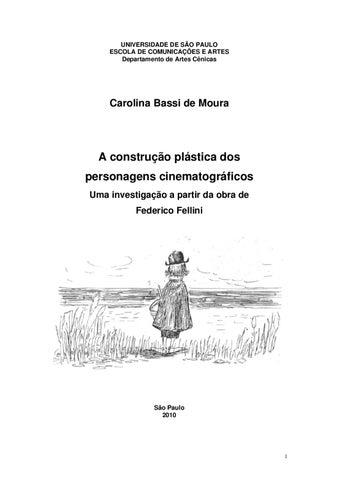 fd17835f5c UNIVERSIDADE DE SÃO PAULO ESCOLA DE COMUNICAÇÕES E ARTES Departamento de  Artes Cênicas