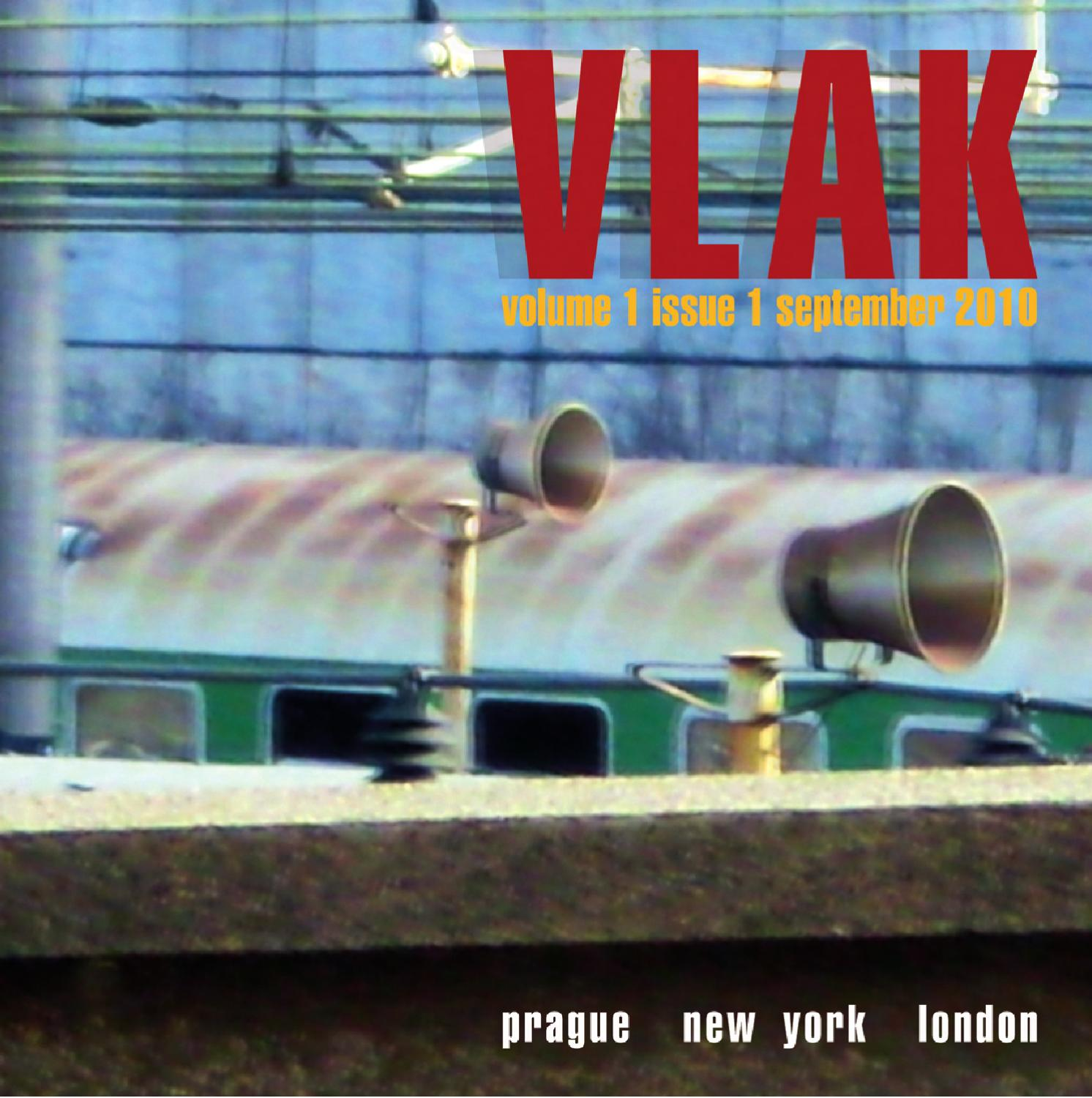 Vlak By Litteraria Pragensia Issuu