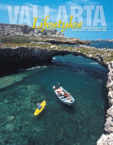 Vallarta Lifestyles Fall - Winter 2008 by Vallarta Lifestyles Media ... bd290f45c5e3