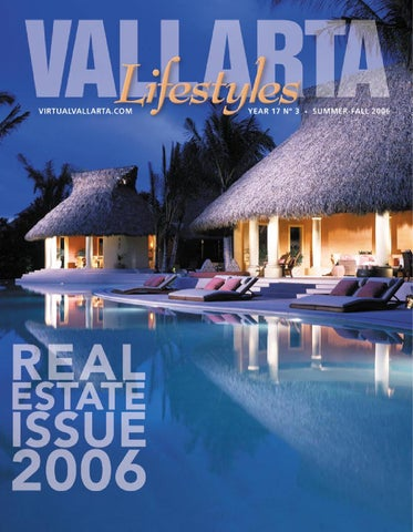new style 2e329 1648e Vallarta Lifestyles Summer - Fall 2006 by Vallarta Lifestyles Media ...