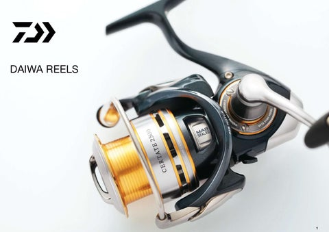 7a8156740e4 DAIWA - Catalogo 2011 English by JOHNNY LARRI - issuu