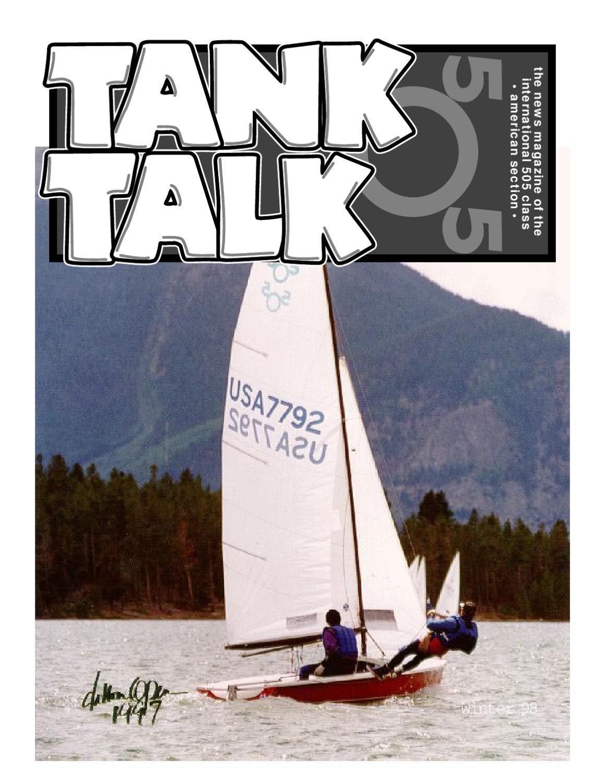 Tank Talk Winter 98 by Piotr Żółtowski - issuu