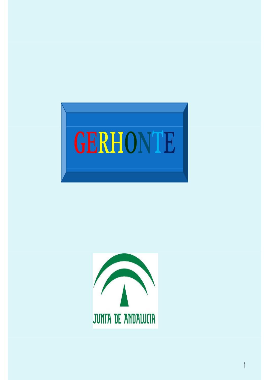 Gerhonte By Formacion Axarquia Issuu