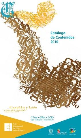 Catálogo de Contenidos 2010 by Feria Internacional del Libro de ... 363f74ddd78