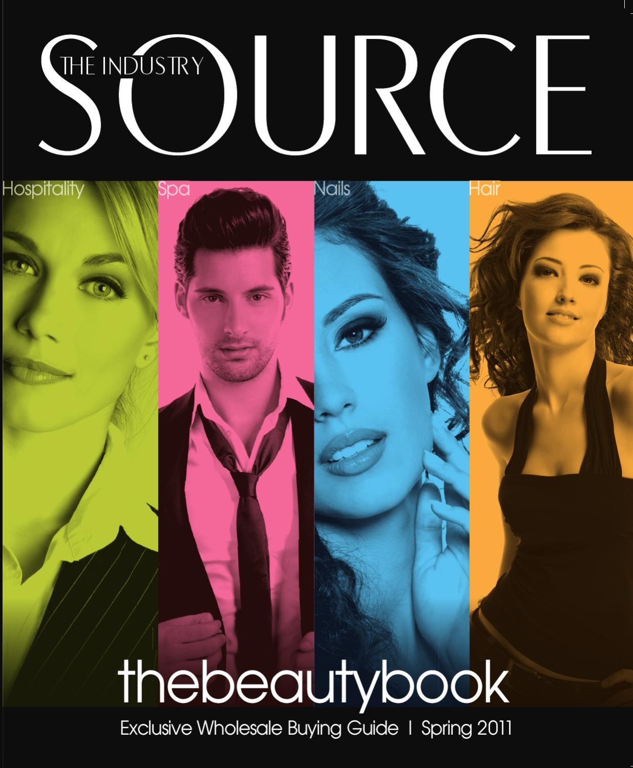 25bda93b25d8 The Industry Source Spring 2011 the beautybook by TNG Worldwide - issuu