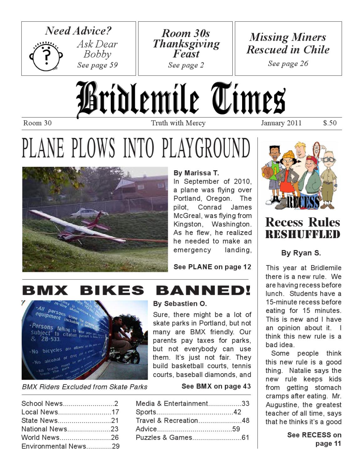 Bridlemile Times By Wise Design   Issuu
