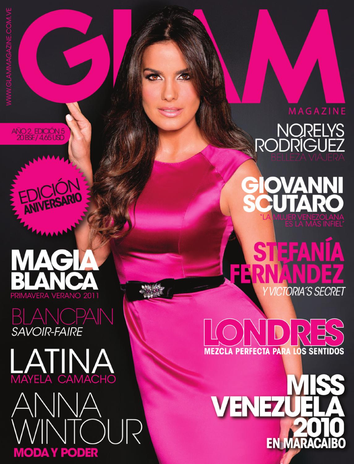 GLAM 05 - EDICIÓN ANIVERSARIO by GRUPO EDITORIAL GLAM, C.A. - issuu