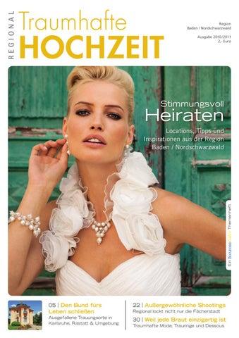 Traumhafte Hochzeit 2010 2011 By Roser Media Issuu