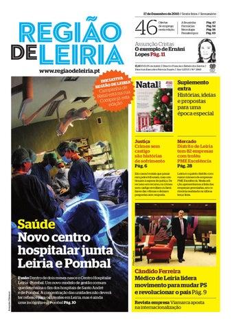 Região de Leiria 17 de Dezembro 2010 by Região de Leiria Jornal - issuu 065435b2201
