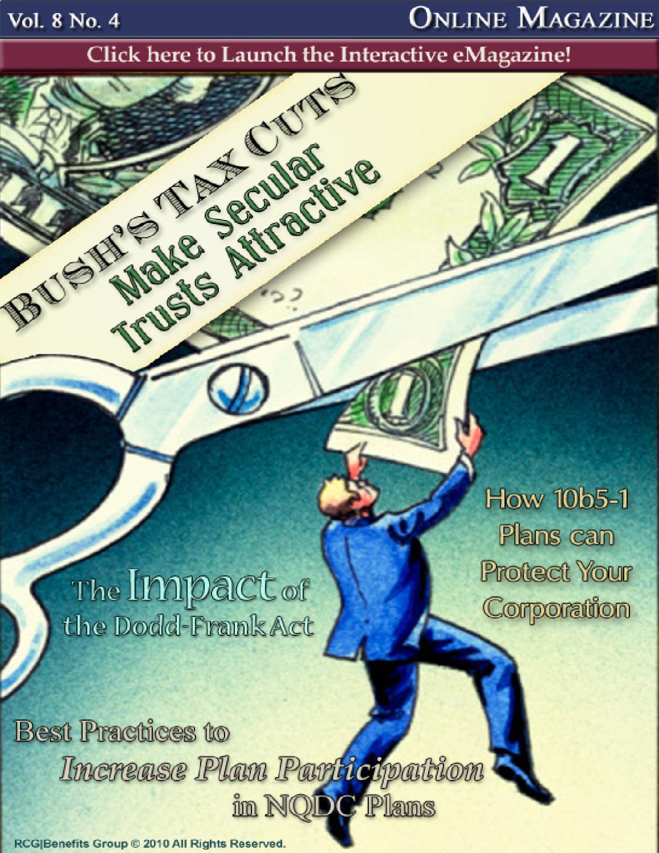 Rcg Magazine Vol 8 No 4 By Rcg Executive Compensation Amp Benefits Group Issuu