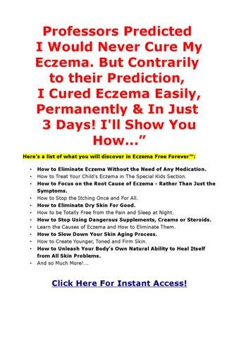 Eczema Medicine