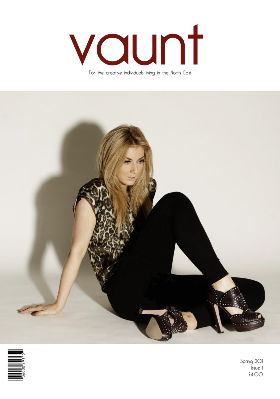 37323b94f4 Vaunt Magazine by Jennie Williamson - issuu