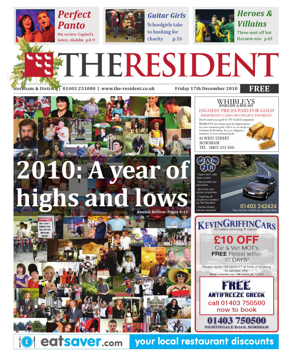 The Resident - 17th December 2010 by HD Publishing Ltd - issuu