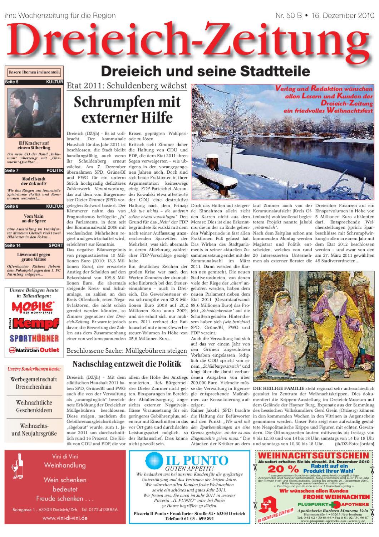 DZ_Online_B_161210 by Dreieich-Zeitung/Offenbach-Journal - issuu