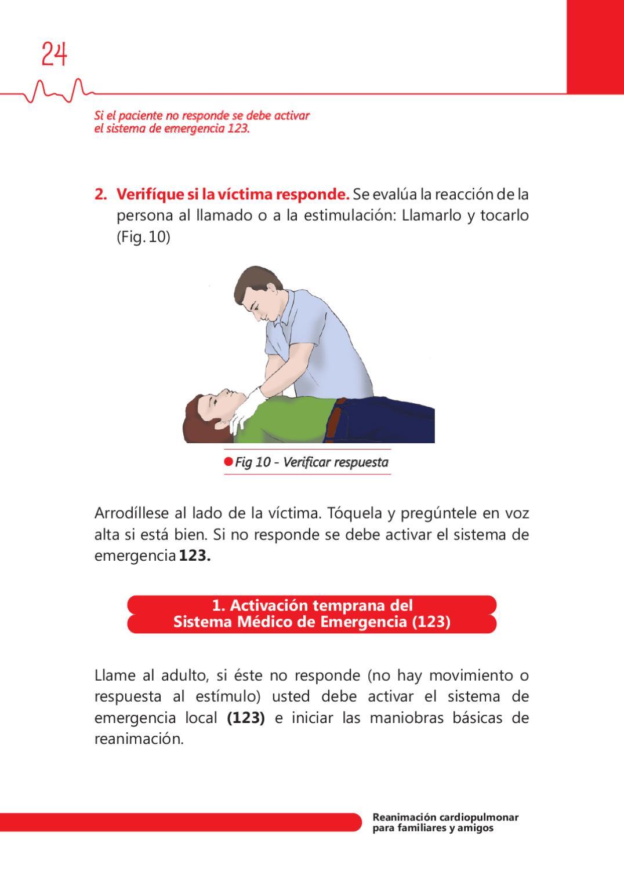 Reanimación cardiopulmonar para familiares y amigos by hospital ...