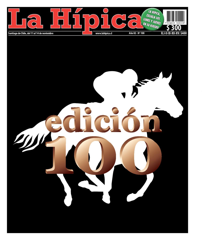 d8dc574afa91 La Hípica 100 by Sebastian Bravo - issuu