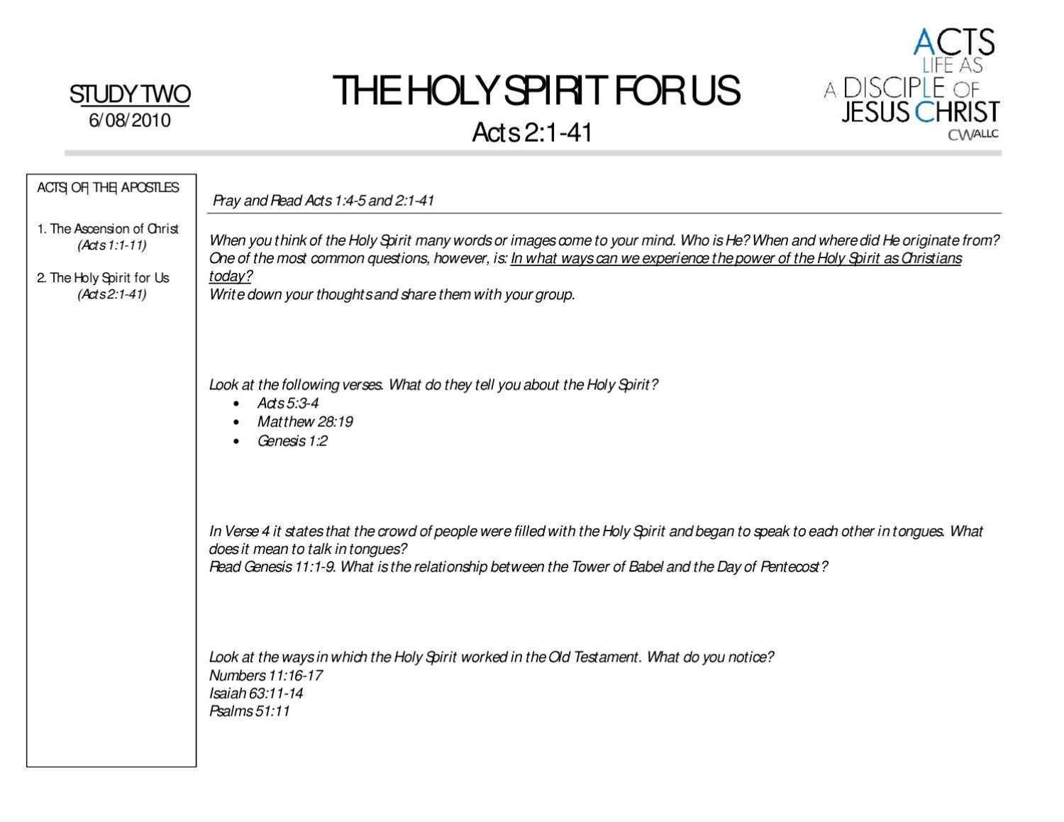 2 acts the holy spirit for us by michael tong issuu biocorpaavc