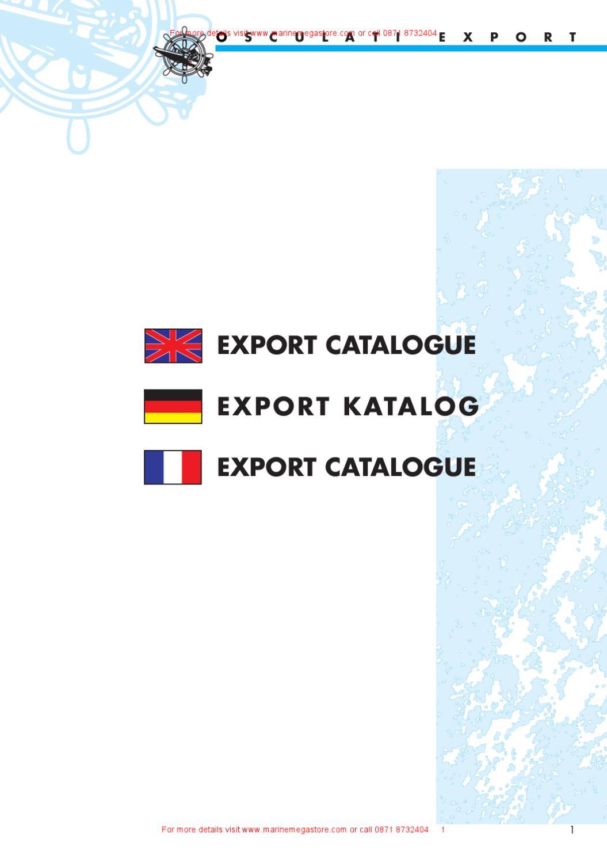 osculati 2006 catalogue by marine mega store ltd issuu  manschette armb%c3%a4nder c 33_39 #11