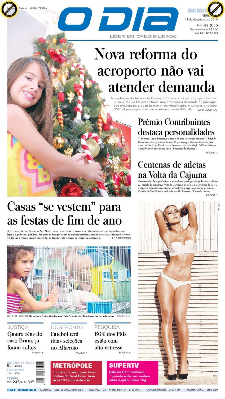 6dfbefc43 Jornal O DIA by Jornal O Dia - issuu
