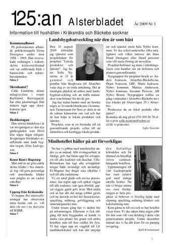 Roslagen Runt april 2009 by Caroline Liljeberg - issuu 9e41fc21bc51a