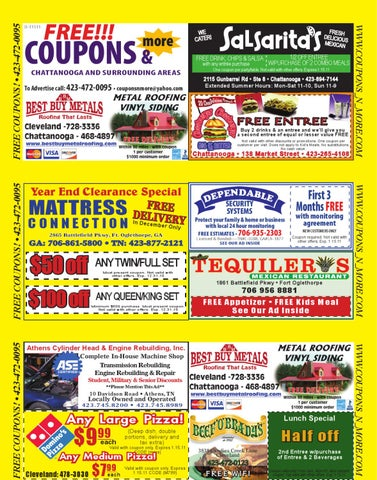 December Coupons N More By Dennis Fetzner Issuu