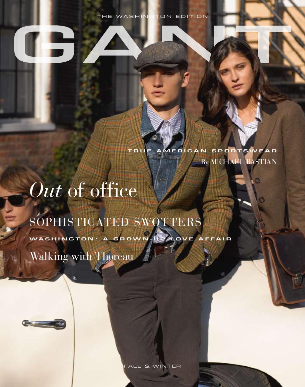 Gant Fall Winter Collection 2010 2011 By Digitalepublicaties Issuu Jaket Outwear Vest Cardigan Aristotle