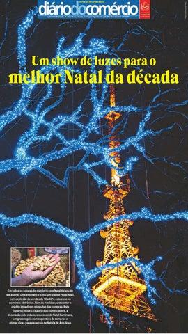 44cbbadbc Um show de luzes para omelhor Natal da década by Diário do Comércio ...