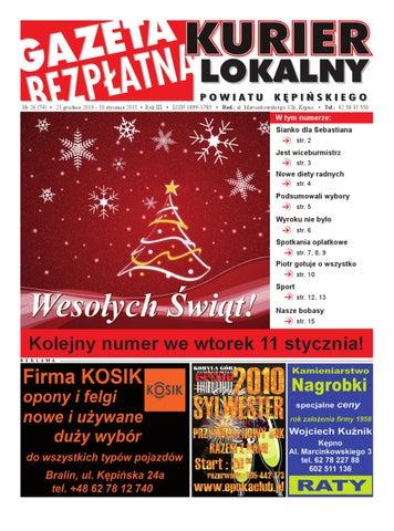 f87b7adfe kurier lokalny 26 74 powiat kępiński gazeta bezpłatna by Michal ...