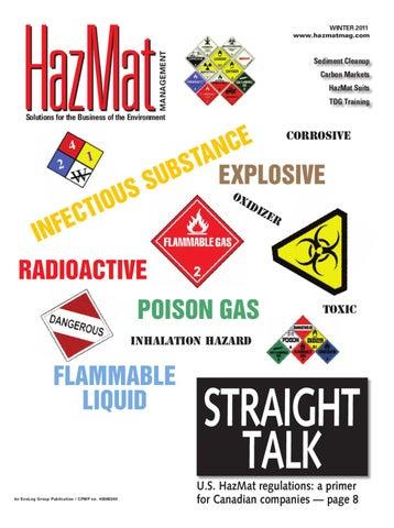 Hazardous Materials Management Winter 2011 by Annex Business Media