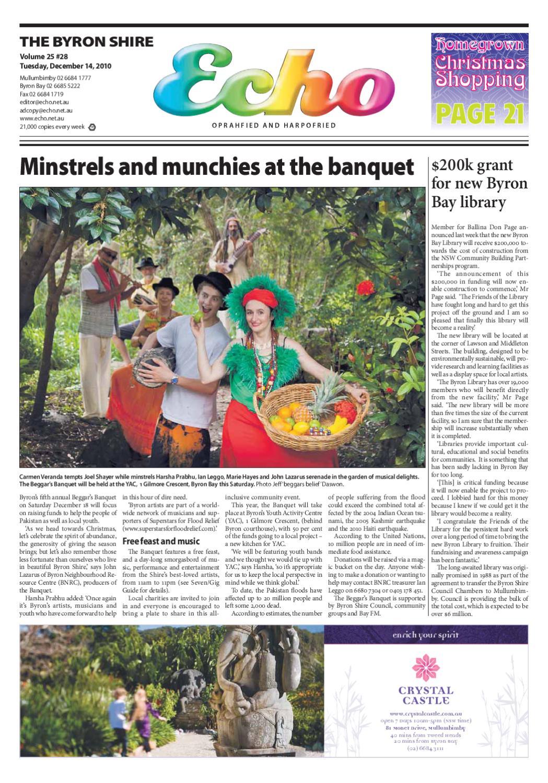 byron shire echo issue 25 28 14 12 2010 by echo publications issuu