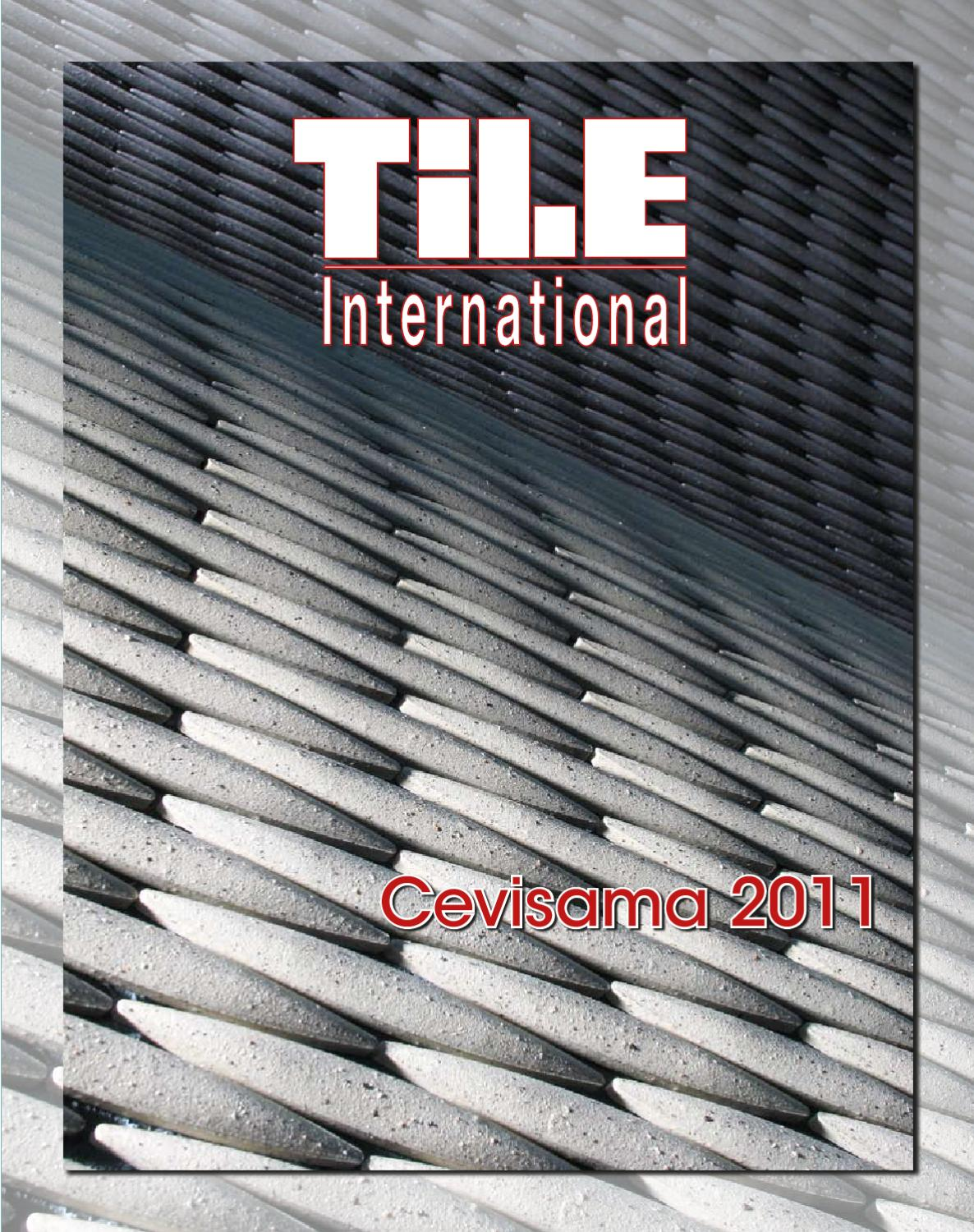 Tile International 4/2010 by Tile Edizioni - issuu