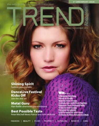 d2dd38296854 Trend Oct Nov 2010 by Trend Productions Ltd. - issuu