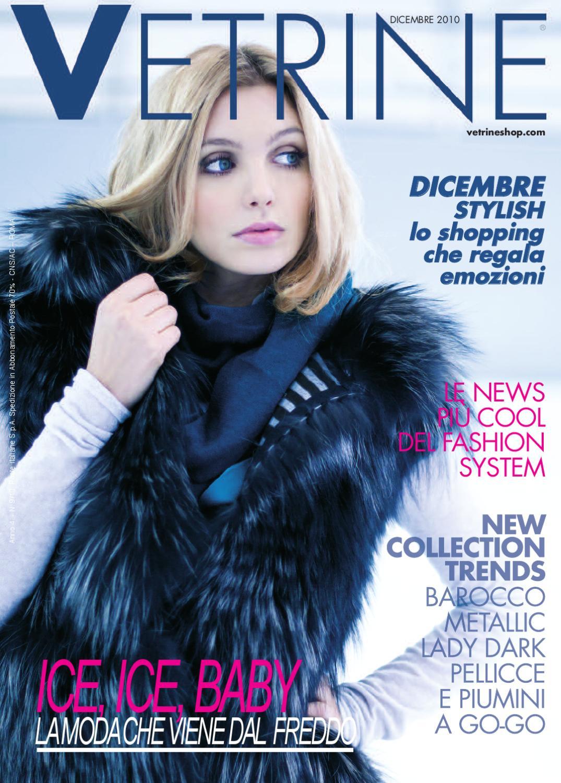 Vetrine 46 Dicembre 2010 by VETRINE - issuu 28ab558e7c9