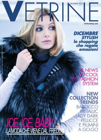 Vetrine 46 Dicembre 2010 by VETRINE - issuu e6e668f79252