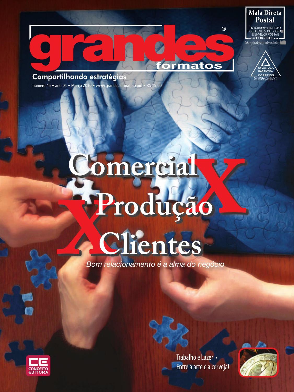 Março 2010 by Revista Grandes Formatos - issuu 508f011e0a