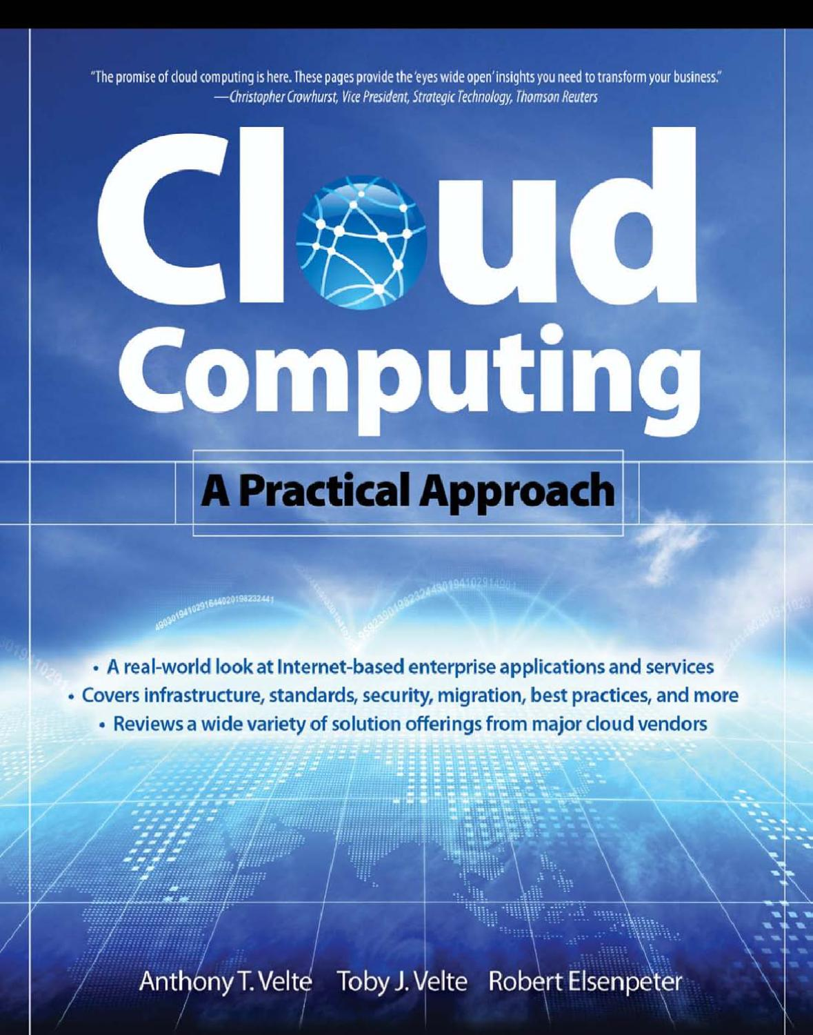 Cloud computing a practical approach by dahar sappiring issuu fandeluxe Image collections