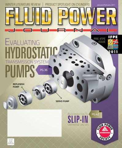 Fluid Power Journal January/February 2011 by Innovative Designs