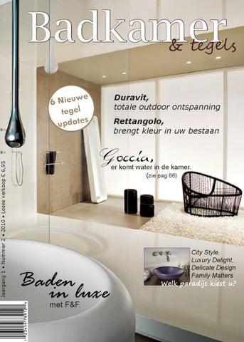 Badkamer & tegels by Badkamer & tegels magazine - issuu