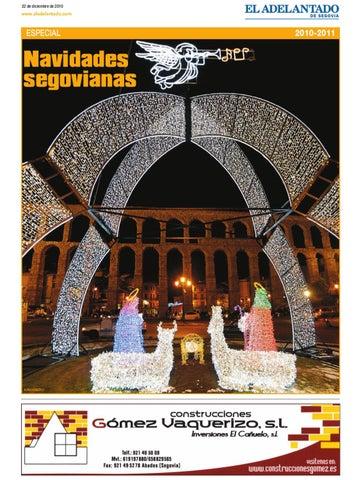 c5cce6cae97 Navidad 2010 by Adelantado de Segovia - issuu