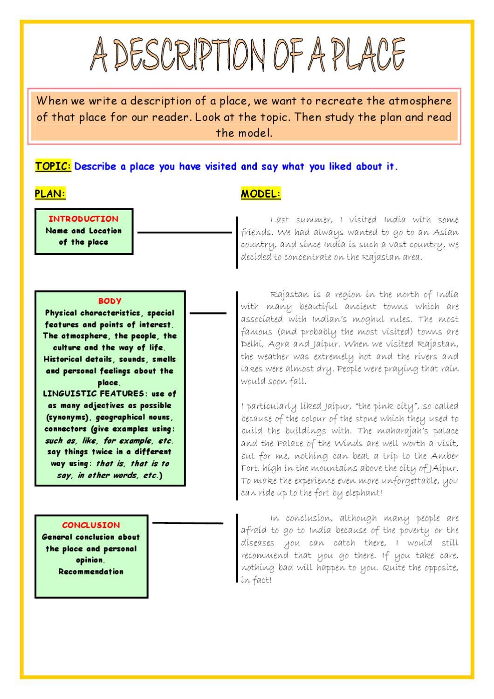 Illustration essay vs narrative essay