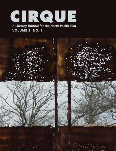 Cirque Vol 2 No 1 By Michael Burwell Issuu