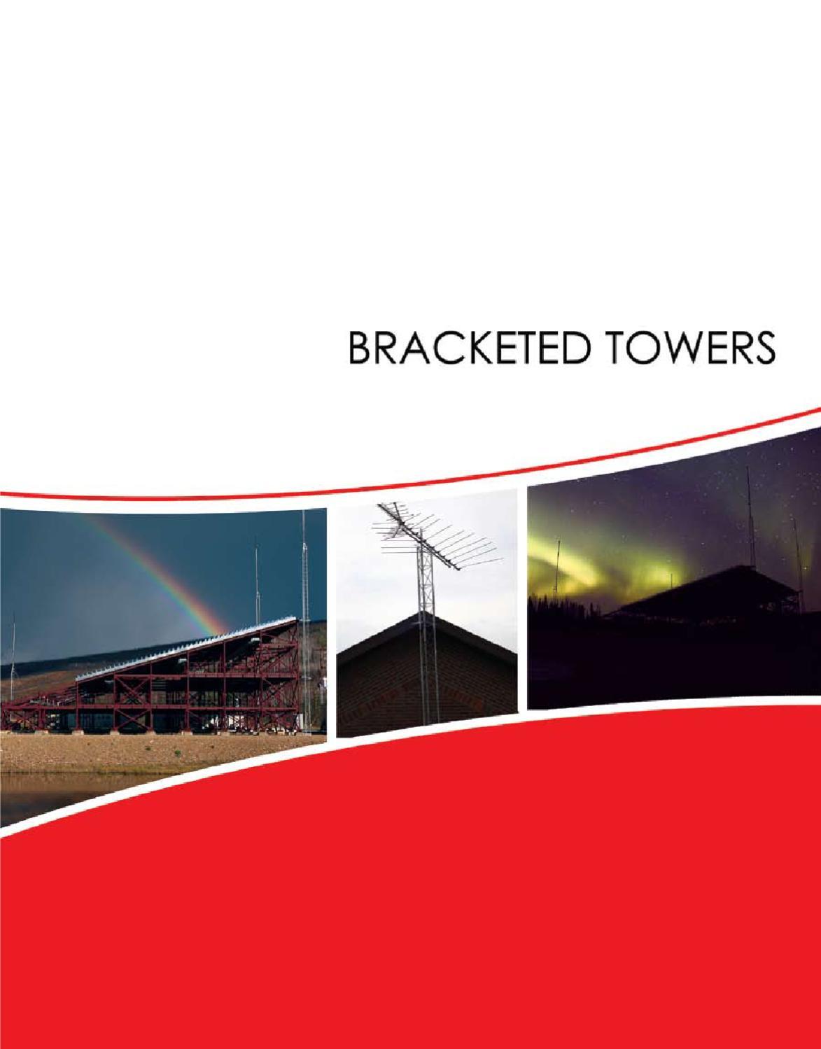 ROHN Bracketed Towers by ROHN Products, LLC - issuu