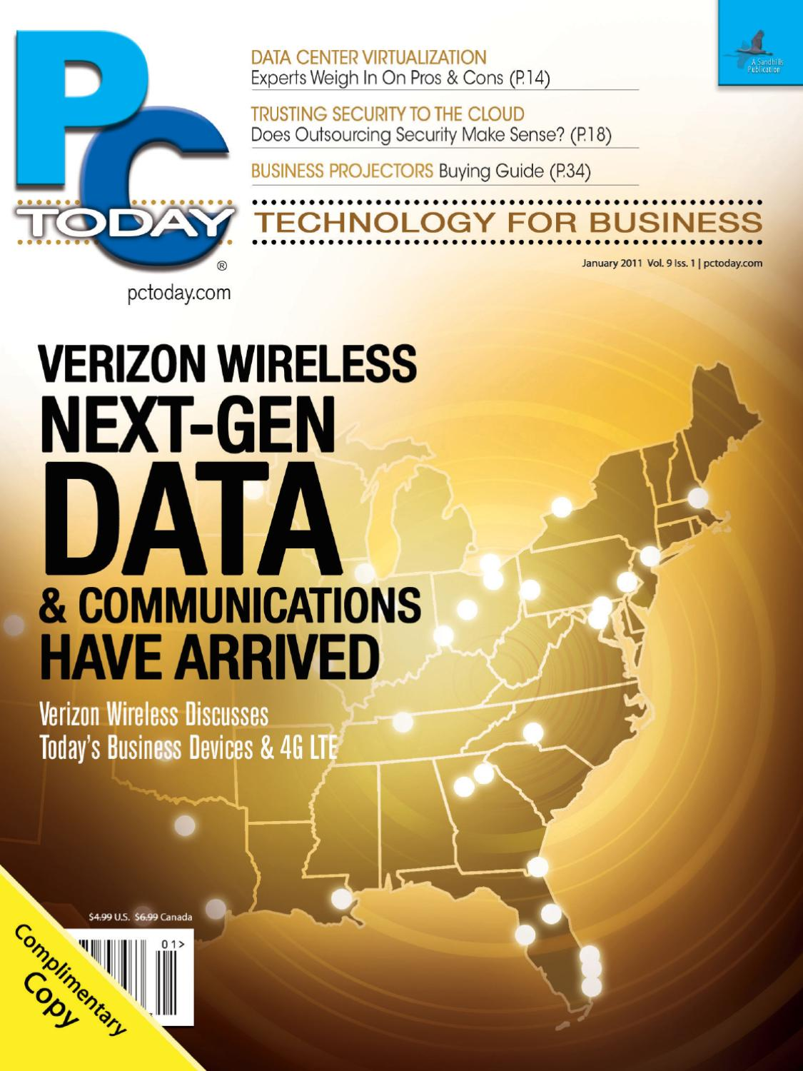 Pc Today January 2011 By Pc Handyman Services Issuu
