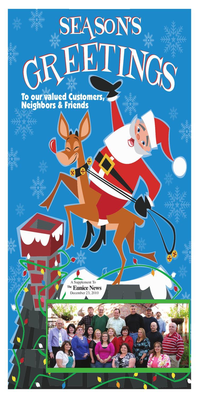 Seasons greetings 2010 by lsn web issuu kristyandbryce Images