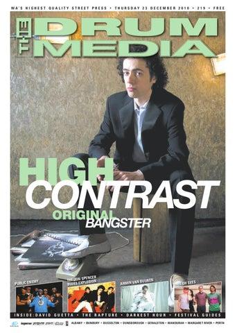 Drum Media Perth Issue #219