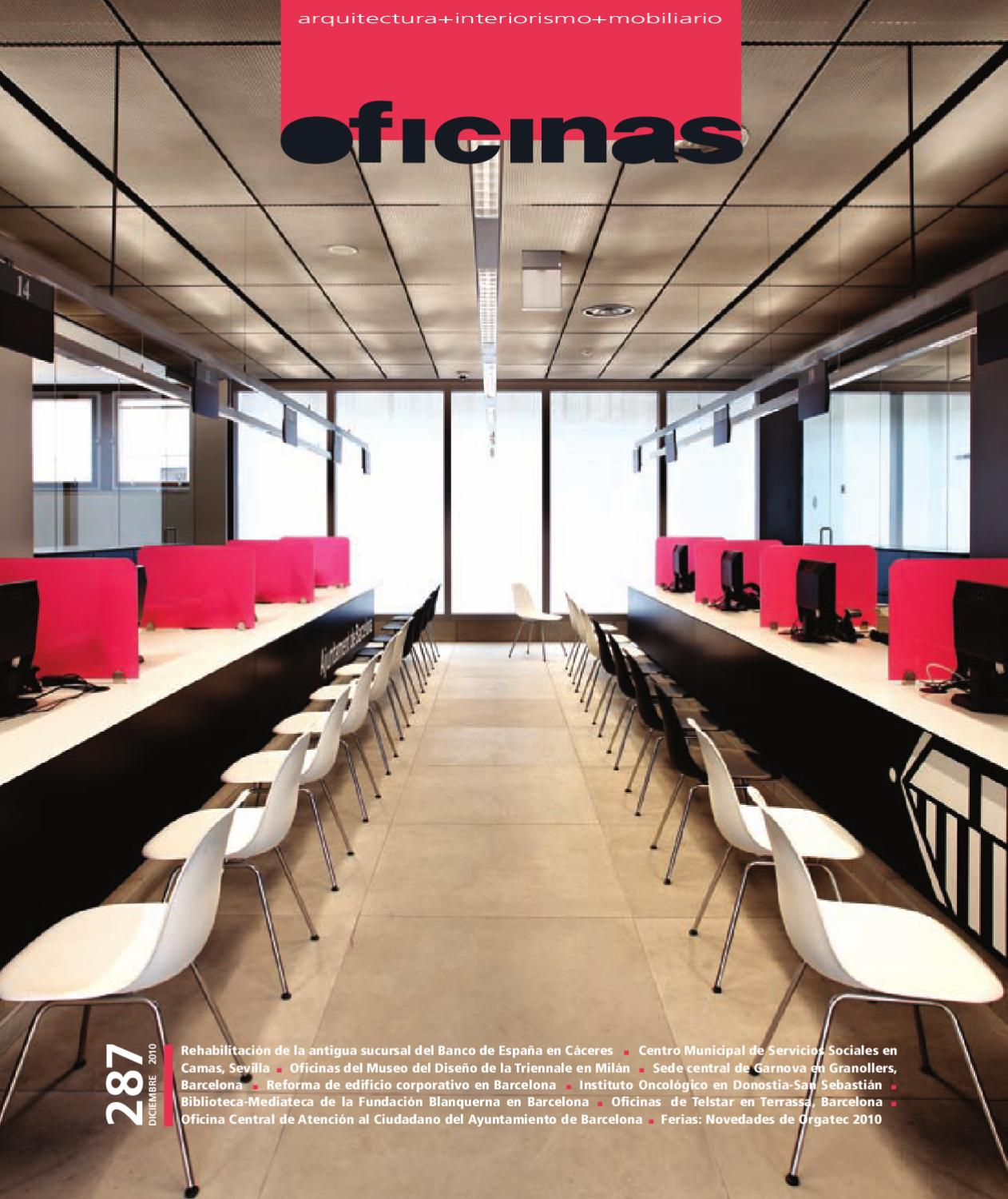 Oficinas 287 by digital newspapers s l issuu for Oficinas de ups en madrid