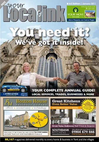 Your Local Link Magazine December 2011 by Your Local Link Ltd - issuu