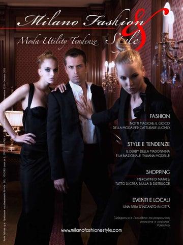 N°5 Dicembre - Gennaio - Milano Fashion   Style by Milano Fashion ... fdede35346e